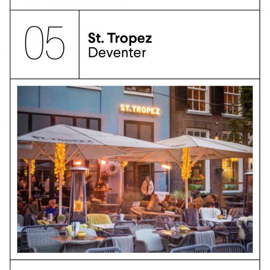 ST. Tropez Deventer geur