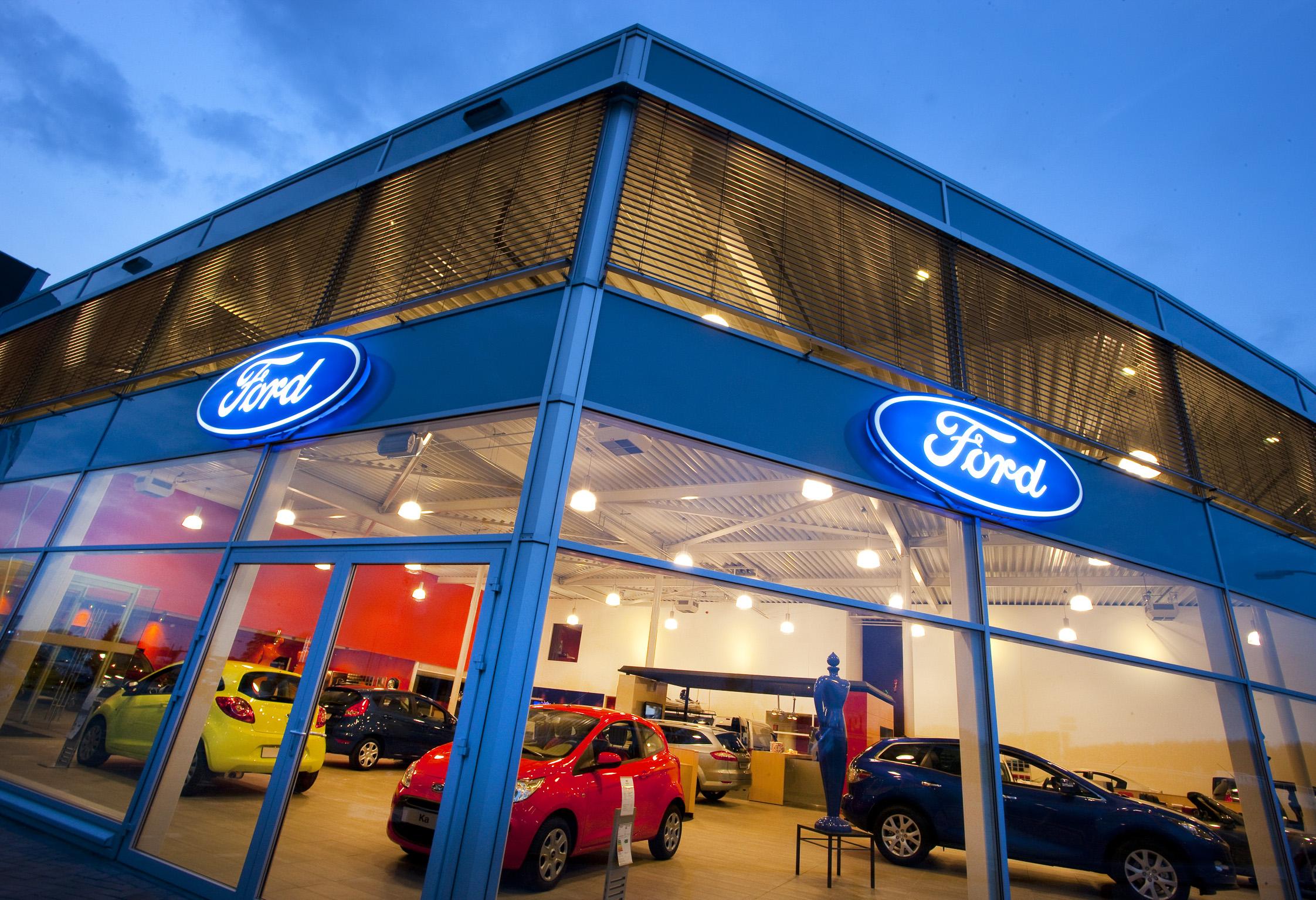 Ford Broekhuis geur