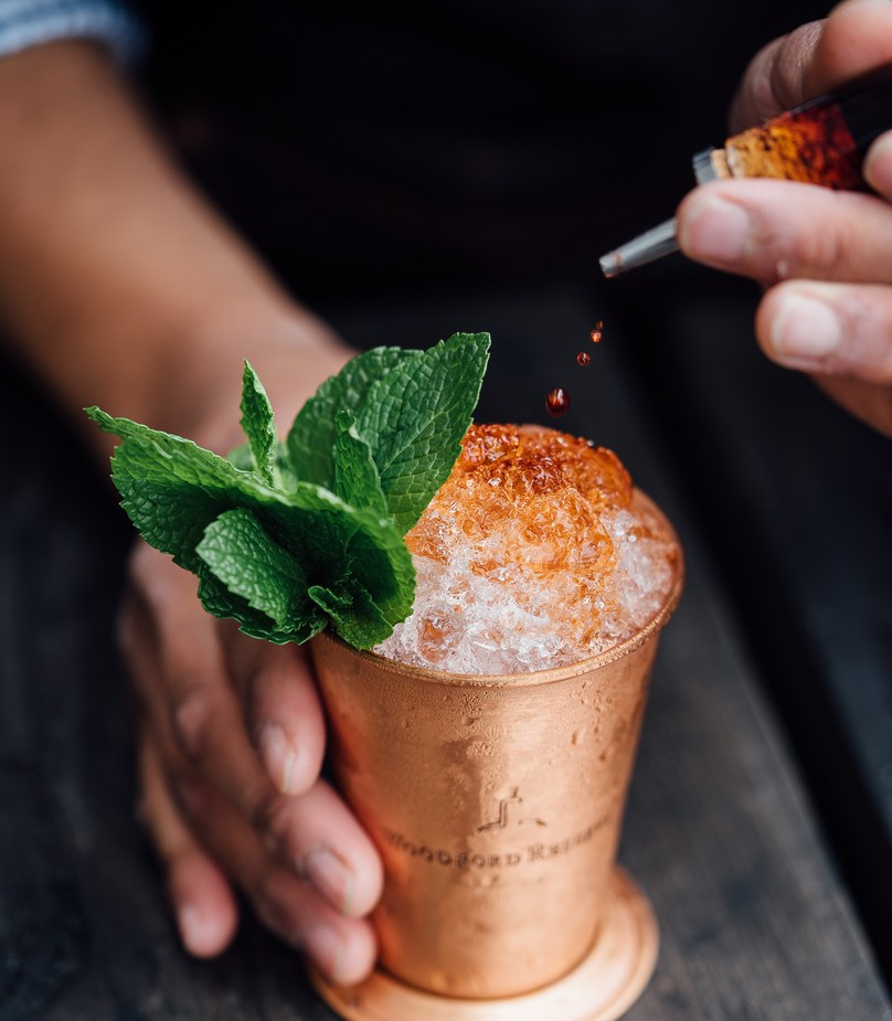 Cocktail geuren
