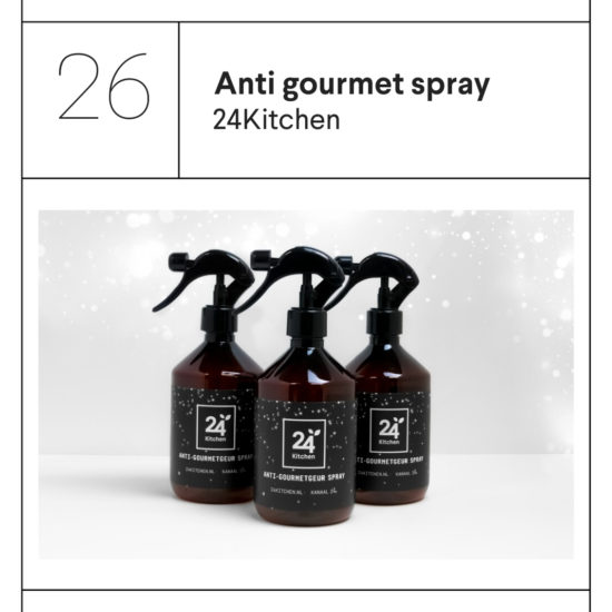 24kitchen anti-gourmet spray iscent